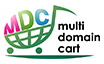 multi domain cart
